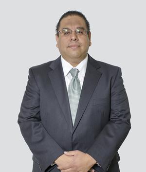 M.A.M. Salvador Gerardo González Cruz