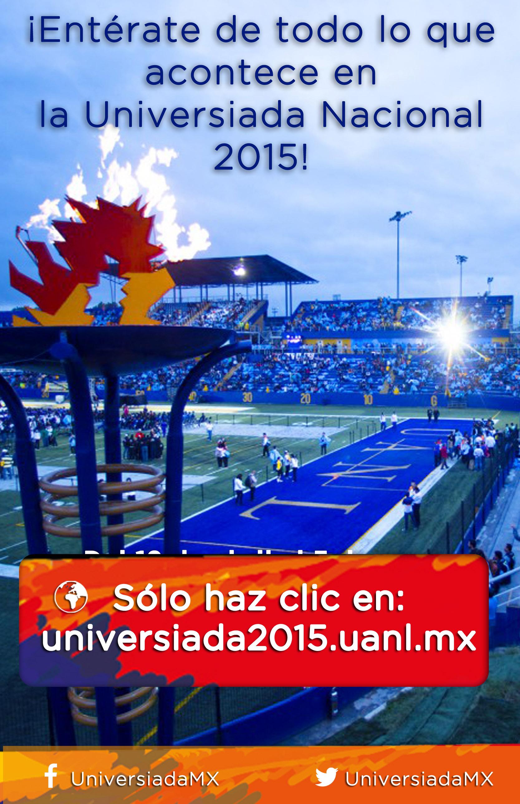 UNIVERSIADA 2015