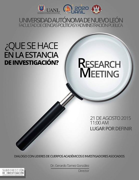 Research Meeting