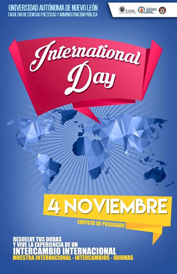 International Day: 4 de noviembre