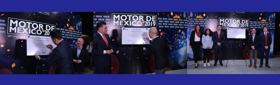 Motor De México