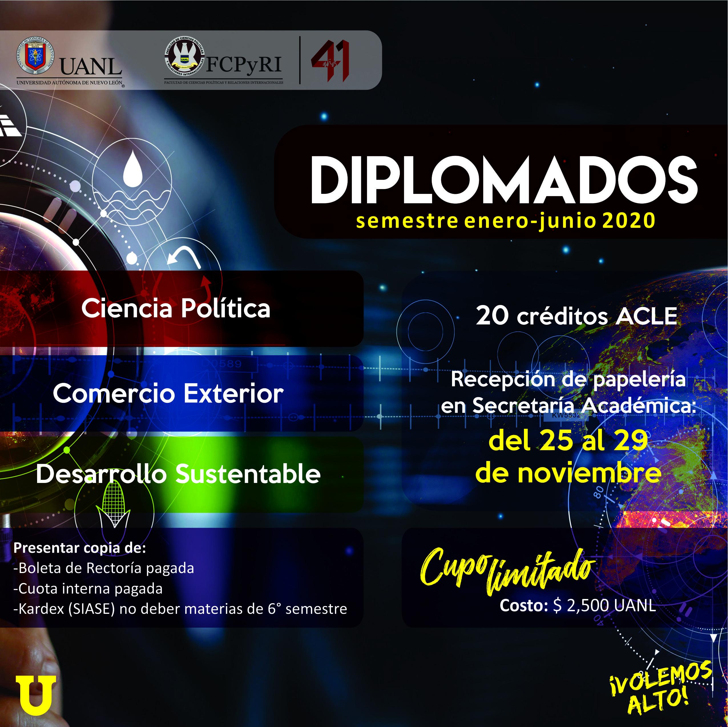 Diplomados 2020