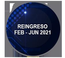 REINGRESO 2021